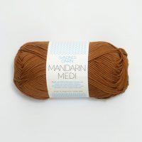 Sandnes Garn - Mandarin Medi in Terakotta