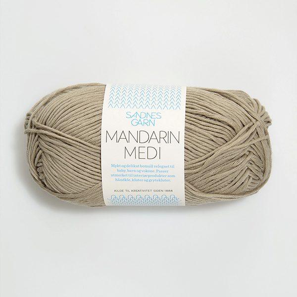 Sandnes Garn - Mandarin Medi in Beige