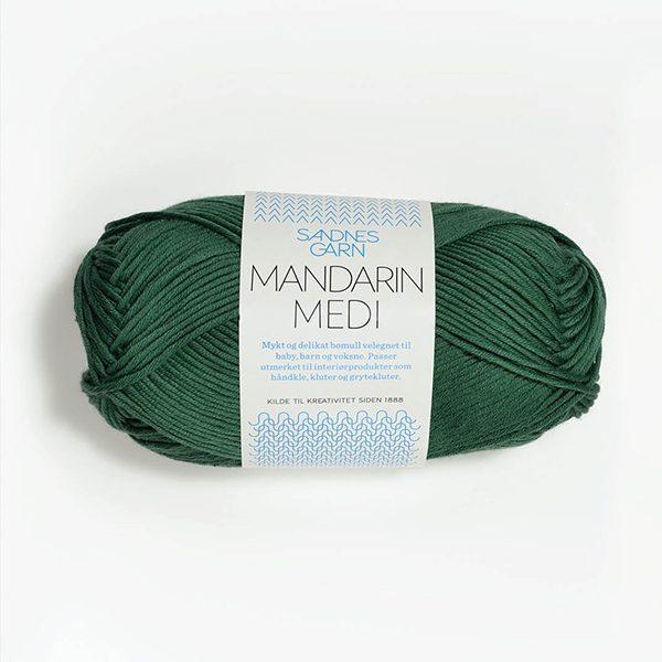 Sandnes Garn - Mandarin Medi in Kaki
