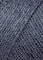 Wolle - Meliertes Grau