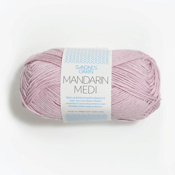 Sandnes Garn - Mandarin Medi in Rosa