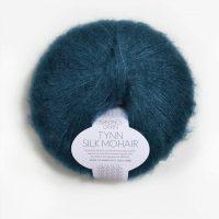 Sandnes Garn - Tynn Silk Mohair in Dunkelblau