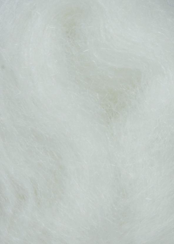 Wollfarbe in Weiß