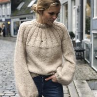 Strickpulover Oversize